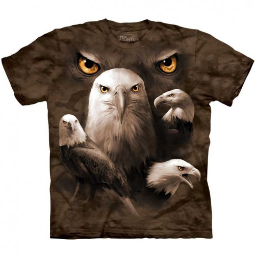 "Футболка The Mountain ""Eagle Moon Eyes"" (детская)"