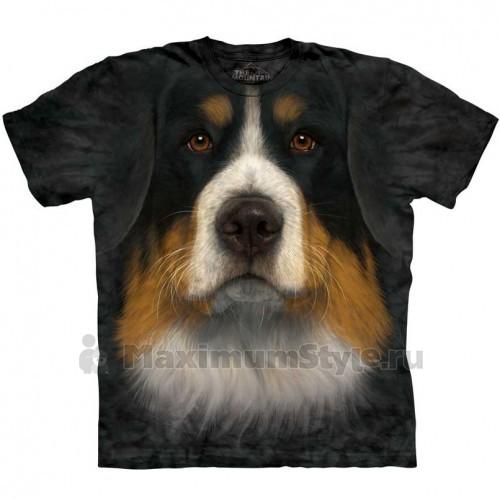 """Футболка The Mountain """"Bernese Mountain Dog Face"""" (детская)"""