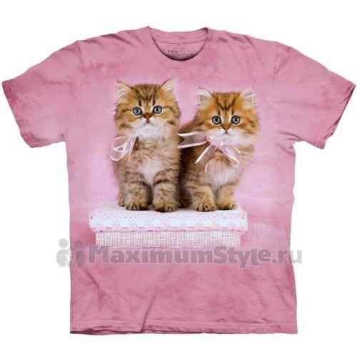 "Футболка ""Pretty Kittens"" (США)"