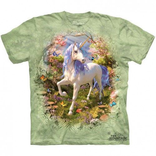 "Футболка ""Unicorn Forest"" (США)"