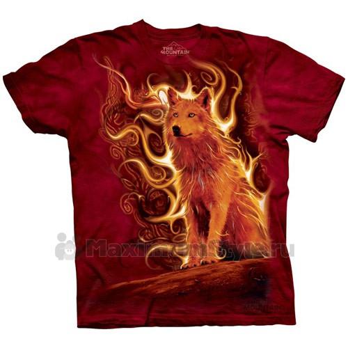 """Футболка """"Phoenix Wolf"""" (США)"""