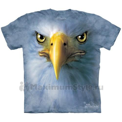 """Футболка """"Eagle Face"""" (США)"""