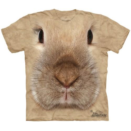 """Футболка """"Bunny Face"""" (США)"""