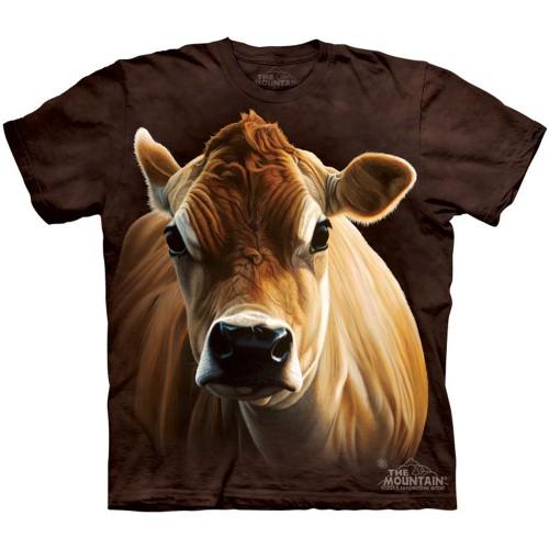 "Футболка The Mountain ""How Now Brown Cow"" (детская)"