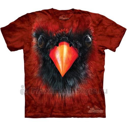 "Футболка ""Cardinal Face"" (США)"