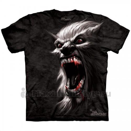 """Футболка """"Werewolf"""" (США)"""
