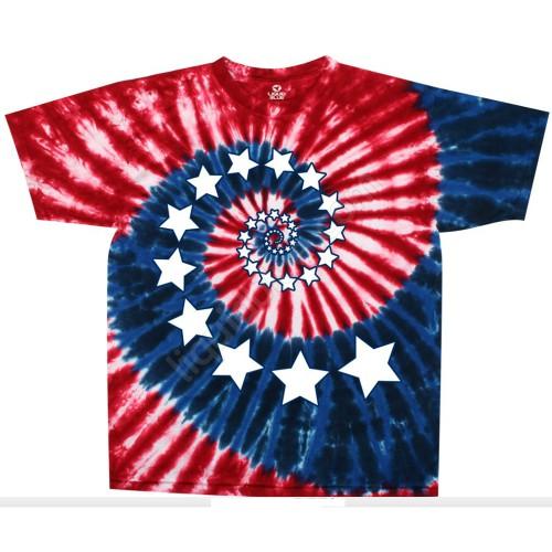 "Футболка ""Stars & Stripes Spiral"" (США)"