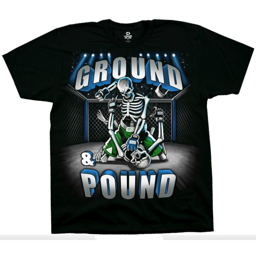"Футболка ""Ground Pound"" (США)"