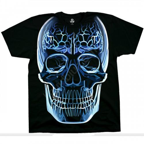 "Футболка ""Glass Skull"" (США)"
