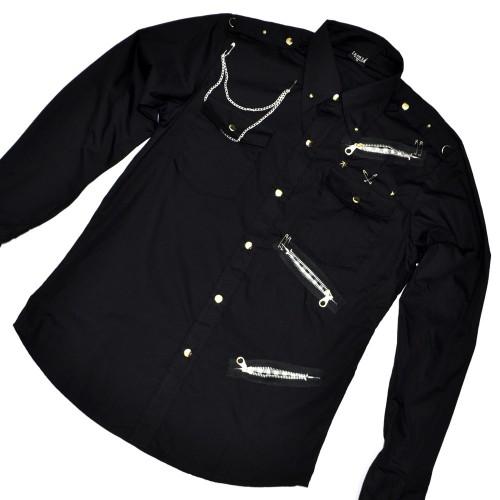 Рубашка Lancia (без рисунка) 7
