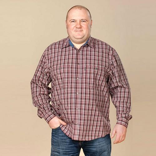 "Рубашка большого размера ""Westrenger"" (7)"