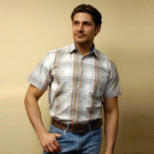 """Рубашка с коротким рукавом """"Westrenger"""" (9)"""