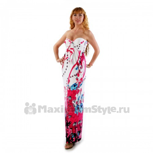 """Платье-сарафан """"Angela U tube"""" 008"""