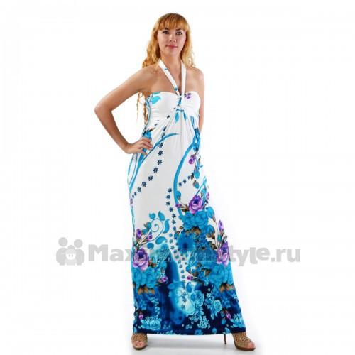 """Платье-сарафан """"Angela U tube"""" 031"""