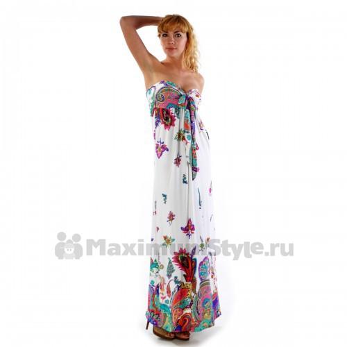 """Платье-сарафан """"Angela U tube"""" 035"""