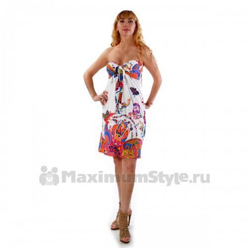 """Платье-сарафан """"Angela Short""""  250"""