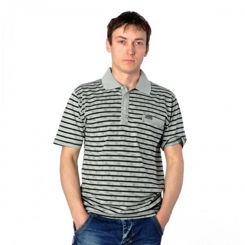 """Рубашка-Поло с карманом """"Geerbieke"""" -1"""