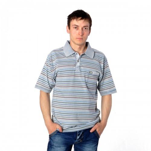 """Рубашка-Поло с карманом """"Mostom"""" (Classic) -1"""