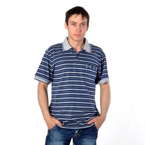 """Рубашка-Поло с карманом """"Otkising"""" -3"""