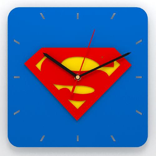 "���� 3D ��������� ""Superman"""
