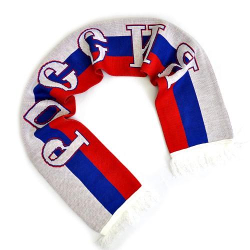 """Шарф """"Россия"""" (2)"""