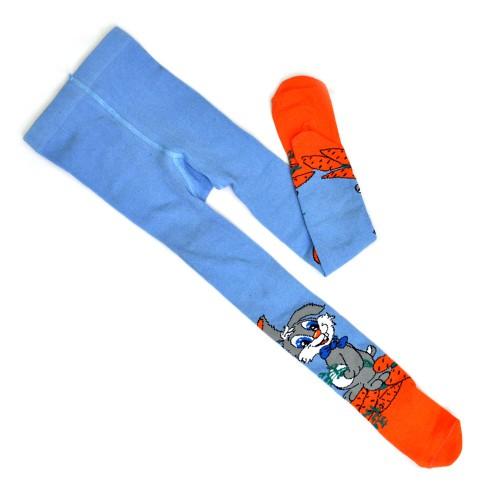 """Колготки детские """"Зайчонок"""" (blue)"""