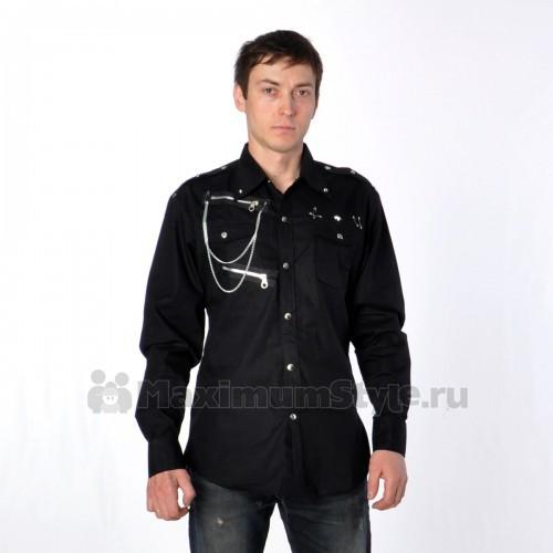 Рубашка Lancia (без рисунка) 5