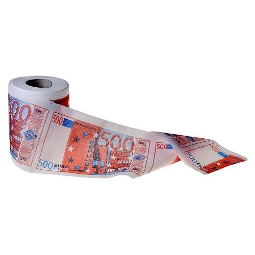 """Бумага туалетная """"500 EURO"""""""