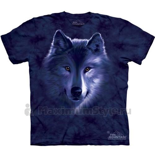 "Футболка The Mountain ""Wolf Fade"" (детская)"
