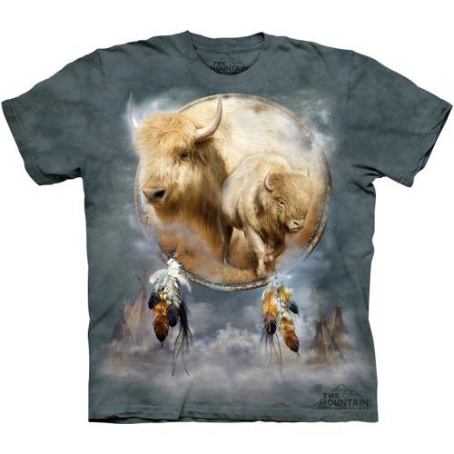 """Футболка """"White Buffalo Shield"""" (США)"""