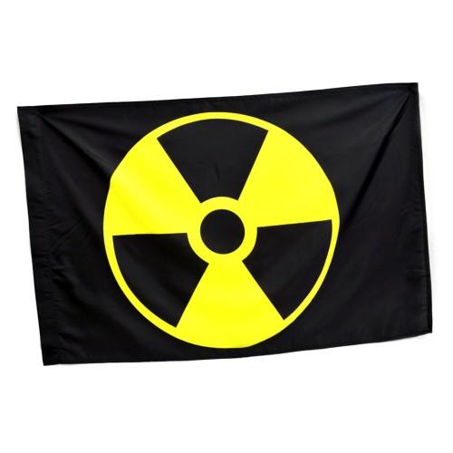 """Флаг """"Радиация"""""""