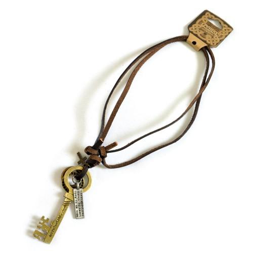 """Подвеска """"Ключ от сердца"""""""