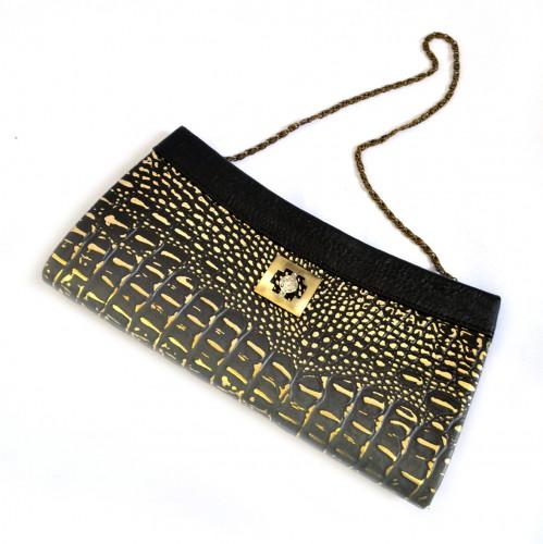 Женская сумочка-клатч (061)