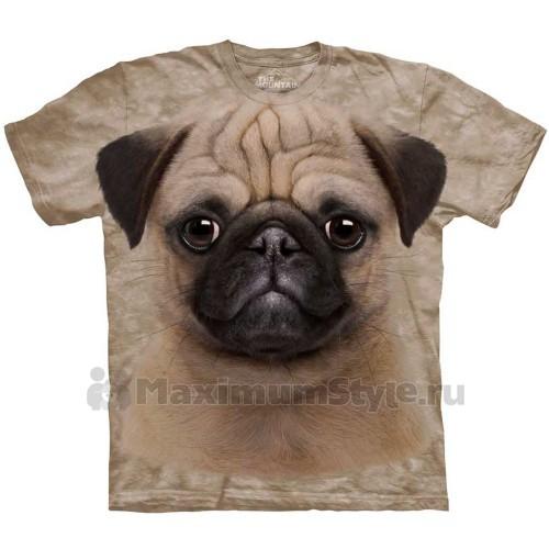 """Футболка """"Pug Puppy"""" (США)"""