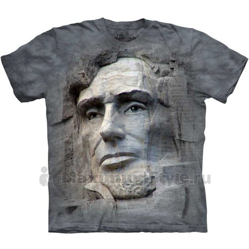 "Футболка ""Rock Face Lincoln"" (США)"