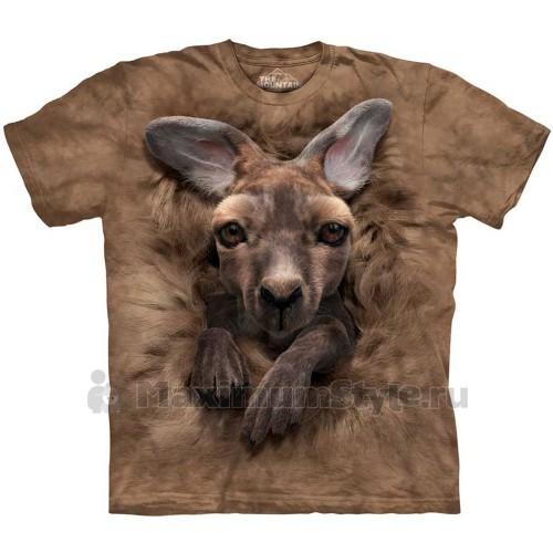 "Футболка ""Baby Kangaroo"" (США)"