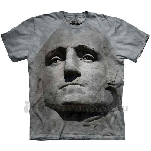 """Футболка """"Rock Face Washington"""" (США)"""