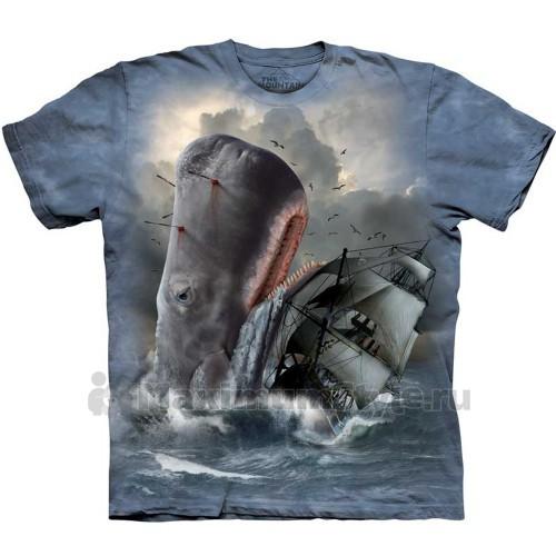"""Футболка """"Moby Dick"""" (США)"""