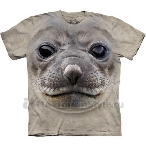 "Футболка The Mountain ""Big Face Seal"""