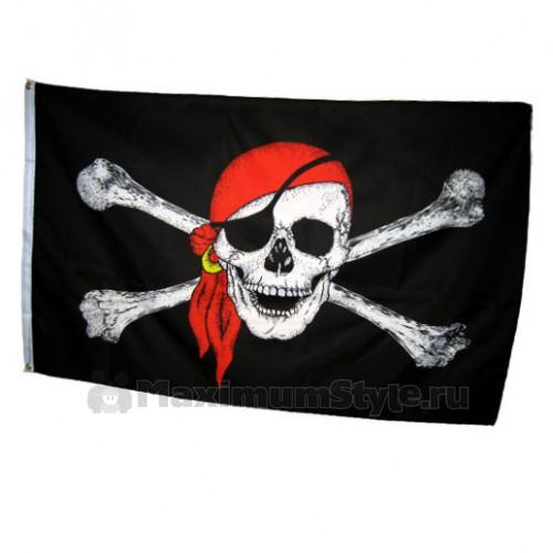Пиратский флаг (Стида Боннета)