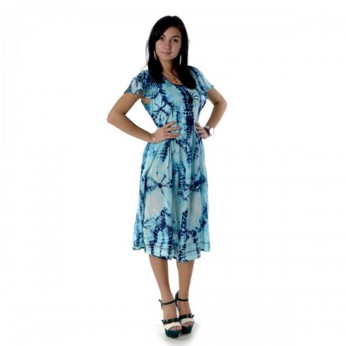 """Платье """"Джиоти"""" (blue) -14"""