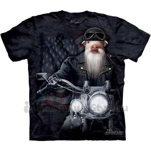 "Футболка ""Biker JD"" (США)"