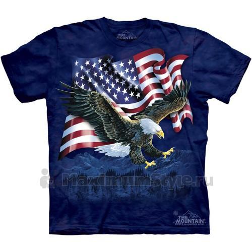 "Футболка ""Eagle Talon Flag"" (США)"
