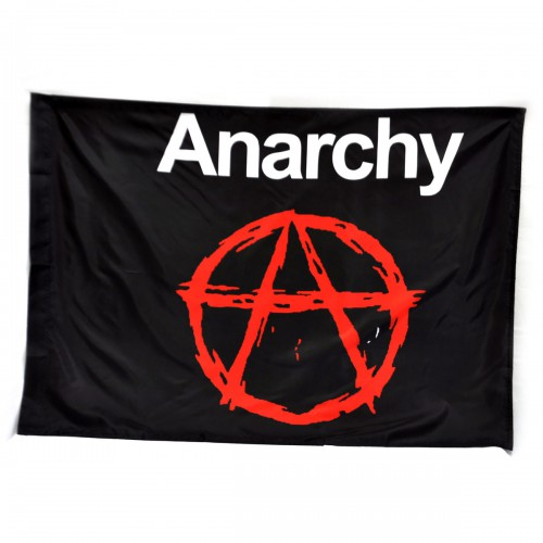 """Флаг """"Anarchy"""""""