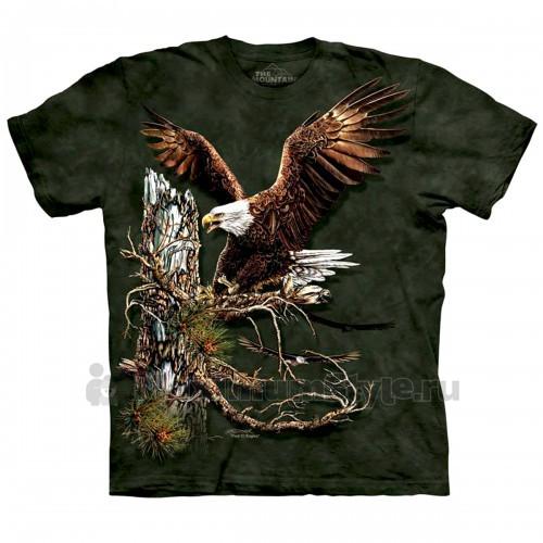 "Футболка The Mountain ""Find 12 Eagles"" (десткая)"