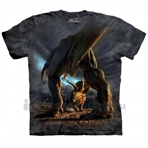 "Футболка The Mountain ""Dino Battle"" (десткая)"