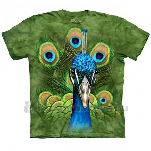 """Футболка """"Vibrant Peacock"""" (США)"""
