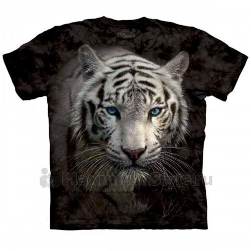 """Футболка """"White Tiger Reflection"""" (США)"""