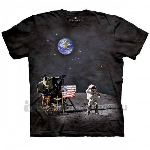 "Футболка The Mountain ""Moon Landing"" (десткая)"