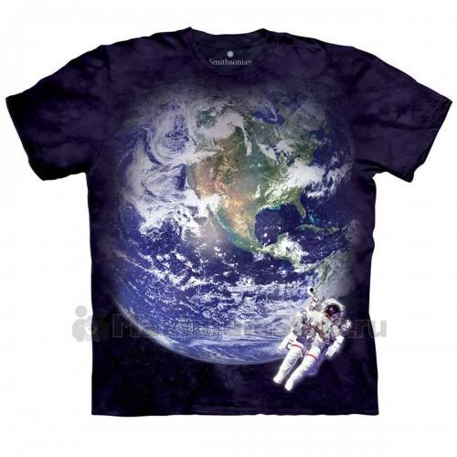 "Футболка The Mountain ""Astro Earth"" (детская)"